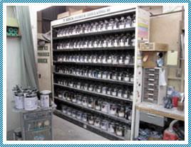 塗装色調システム